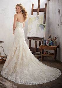morilee by madeline gardner 39mackinley39 8102 strapless With madeline gardner mori lee wedding dress