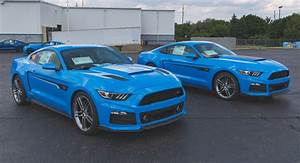 2017 Ford Mustang Gt Grabber Blue - New Cars Review