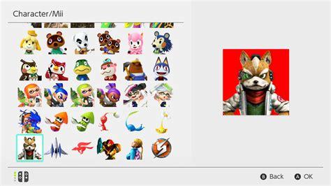heres   nintendo switch user icons