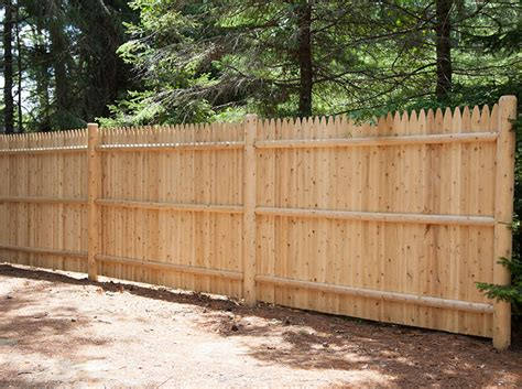 Tampa Wood Fence Installers