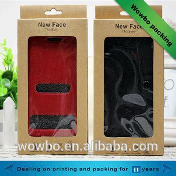 kraft phone number luxury mobile phone paper box kraft mobile phone
