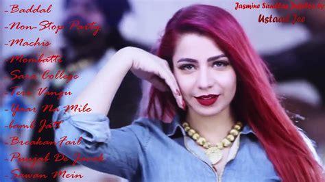 Jasmine Sandlas Jukebox Latest Songs I Top 10 Hits I