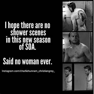 Charlie Hunnam ...SOA | Easy on the eyes | Pinterest ...