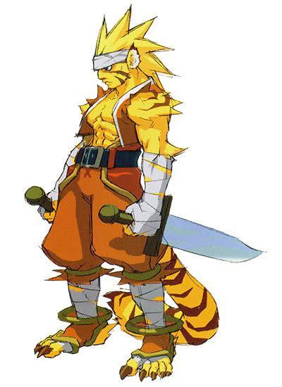 tokyo afterschool summoners icon template image 4 sabretooth tora bounty hunter jpg one