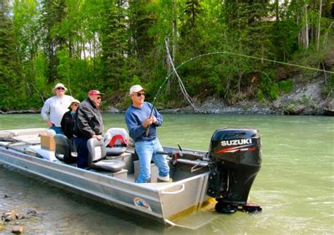 Boat Covers Direct Reviews by Fishtale River Guides Alaska Salmon Fishing Minute