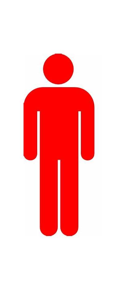 Person Symbol Clip Clipart Finger Vector Clker