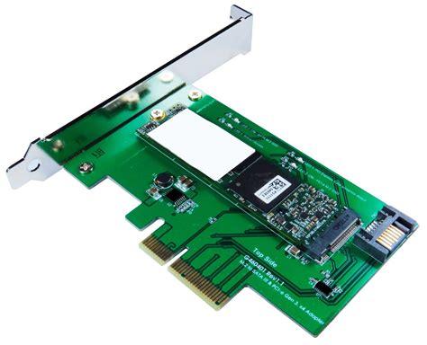 Ztc Lightning Card M.2 Ngff Ssd (pcie 2 And 4 Lane Or Sata
