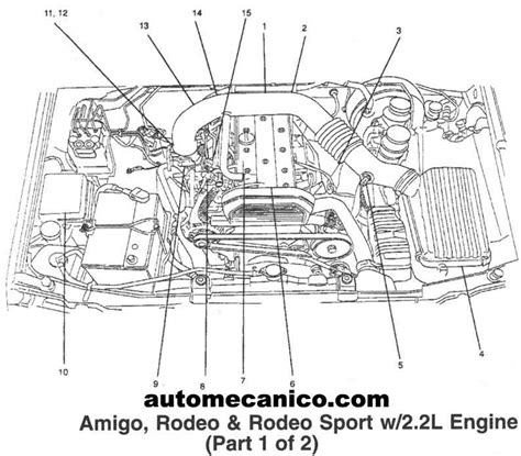 Wiring Diagram For Isuzu Rodeo The