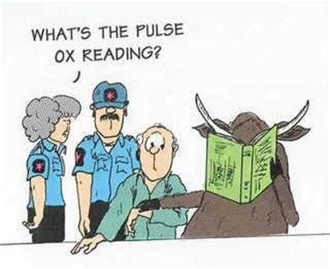 nurse humor: what's the pulse ox reading ~ | Nurse Betty