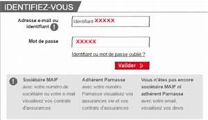 Devis Assurance Auto Maif : maif assurance espace personnel ~ Medecine-chirurgie-esthetiques.com Avis de Voitures