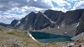 She's the one: The complete Wind River High Route