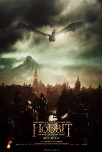 Two Amazing Fan-Made Teaser Posters For 'The Hobbit: The ...