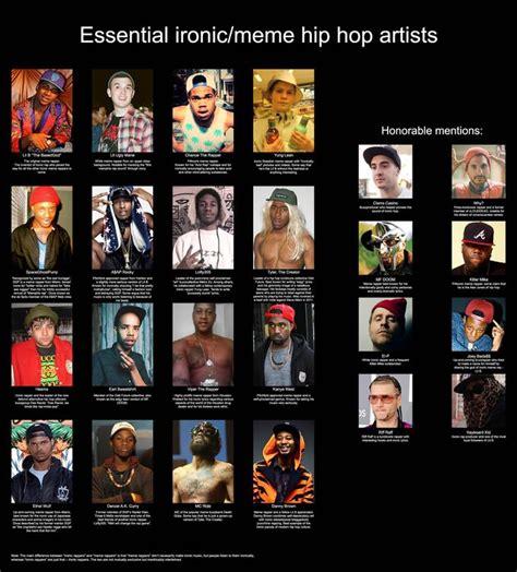 Rap Meme Satirical Hip Hop Meme Rap Your Meme