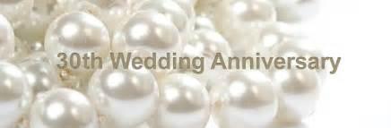 30th wedding anniversary ideas 30th wedding anniversary occasions ernest jones