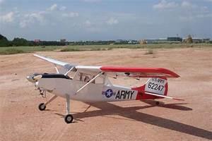 Cessna Bird Dog ARF (250cm, 9kg, 30cc) CYMODEL | CY8069B