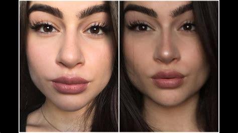Контурирование носа. как с помощью макияжа визуально уменьшить нос — ruxa