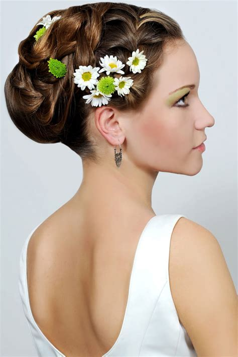 More Great Wedding Hairstyle Ideas ? The Influence of Spring