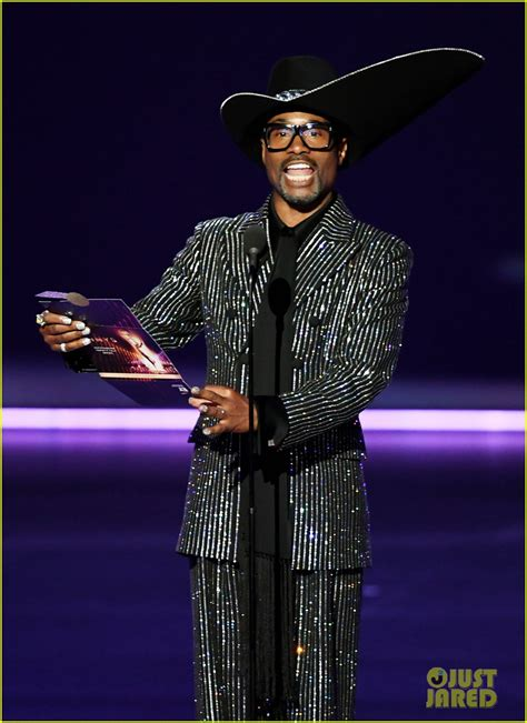 Billy Porter Makes History With Emmys Win Photo