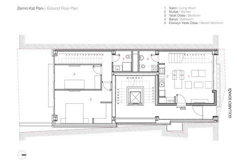 2828 ground floor plan gallery of noxx apartment cm architecture 13