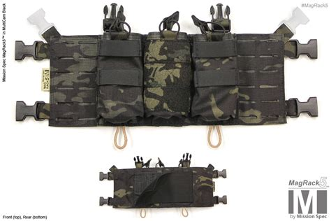mission spec mag rack  chest rig geardopedia beta