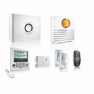 Alarme Maison Sans Fil Somfy : alarme maison sans fil compatible animaux somfy ultimate ~ Dailycaller-alerts.com Idées de Décoration