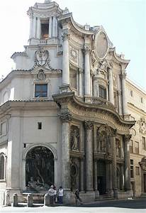 Images of San Carlo alle Quattro Fontane by Borromini