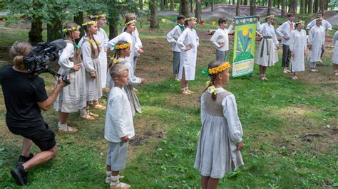 Noslēdzies XII Latvijas Skolu jaunatnes dziesmu un deju ...