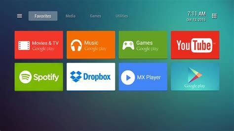 tvlauncher apk   personalization app
