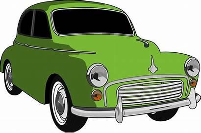 Clipart Cars Pdf Classic Transport Transparent Provision