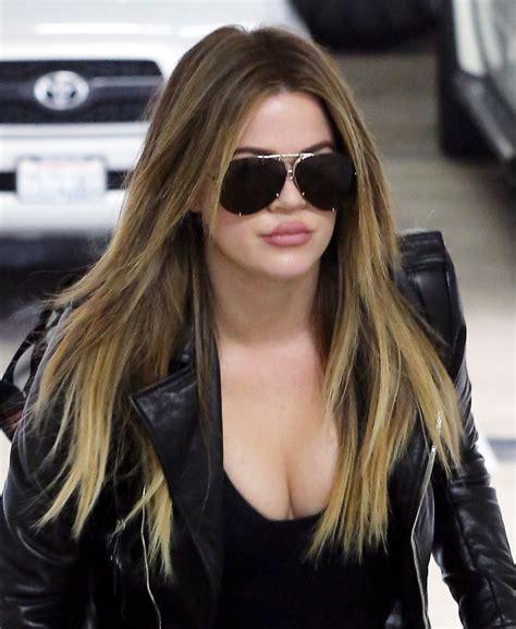 Khloe Kardashian - Arriving at a Gym in Beverly Hills ...