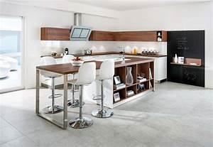 bar de cuisine inventif pratique et design bienchezmoi With comment amenager sa piscine 18 une cuisine semi ouverte avec bar