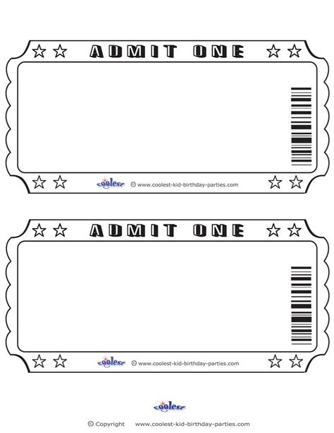 talent show ticket template qualads