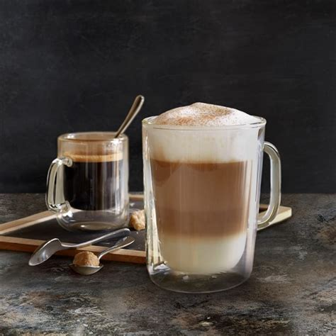 200ml double wall glass cup transparent double glass coffee cup glassware mugs. Double-Wall Glass Coffee Cups   Williams Sonoma