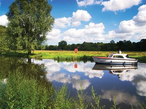 Boat Trip Norfolk Broads by Visit Broadland And The Broads