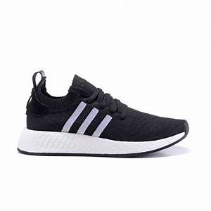Adidas NMD R2 Schwarz Schuhe Damen Herren Neu 2017