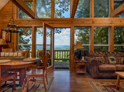 blue mountain cottage cabin getaway in blue ridge moutnains near helen