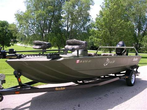 Cabelas Dundee Used Boats by Used Jon Boats For Sale Boats