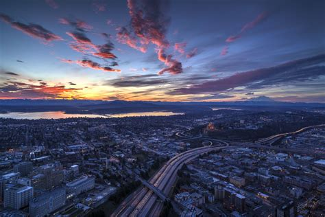 Sky View Observatory   Seattle   WhereTraveler