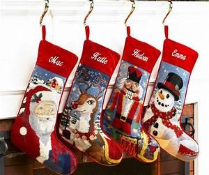 Personalized Christmas Stockings & Bucilla Kits