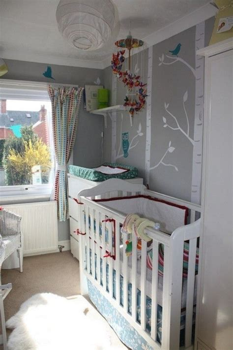 Kleines Babyzimmer Einrichten by Graue Nuancen Ideen Kleines Babyzimmer Gestalten