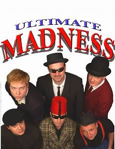Ultimate Madness - Madness Tribute Band - For Hire