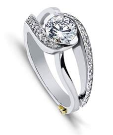 contemporary engagement rings contemporary engagement rings modern wedding rings