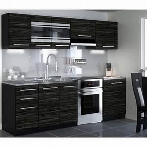 Cuisine Complète Pas Cher : achat cuisine quip e pas cher cuisine en image ~ Melissatoandfro.com Idées de Décoration