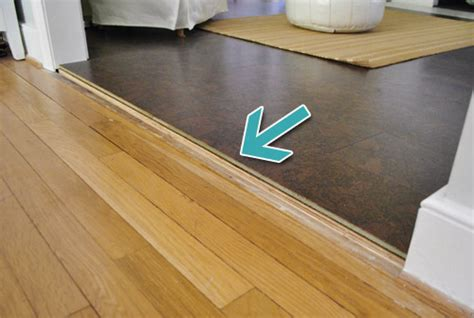 how to add floor trim transitions and reducers