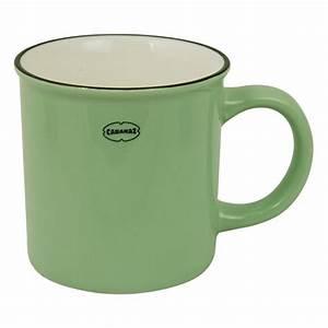 Cabanaz Mug Vintage green - Kado in Huis