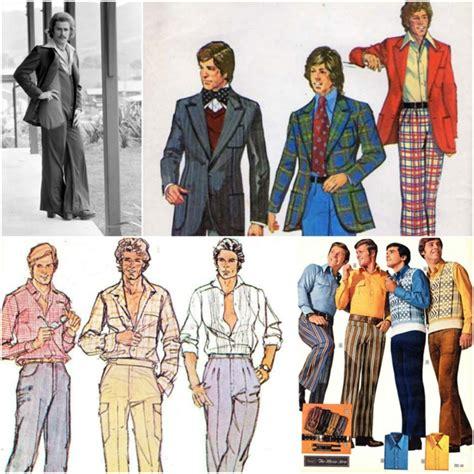 70iger jahre mode herrenmode in den 70er jahren was war damals angesgt
