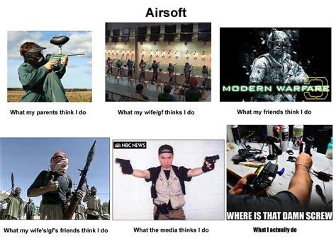 Airsoft Memes - airsoft memes