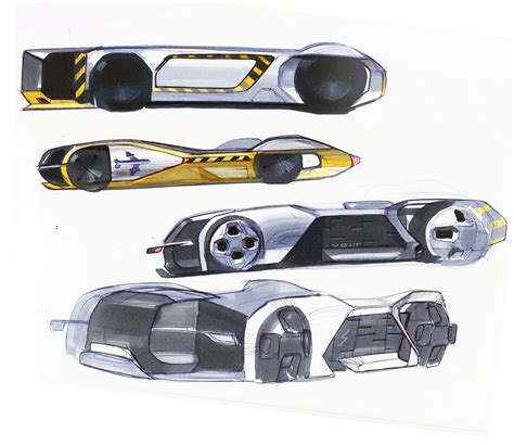 aerodrome trucks on behance сars automotive design