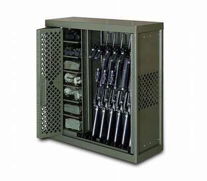 Weapons Storage Uwr Rack Deployment Tricon Spacesaver