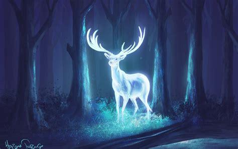 3840x2400 Deer Fantasy Artwork 4k Hd 4k Wallpapers, Images